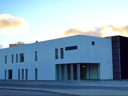 Cultural center in Tallin