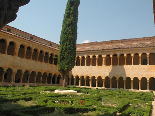 Abadía Benedictina de Santo Domingo de Silos