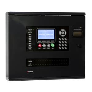 Addressable control panels with printer - CAD-150 serires
