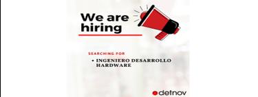Oferta de empleo – Ingeniero desarrollo hardware